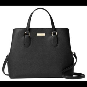 Kate Spade Black Evangelie Purse